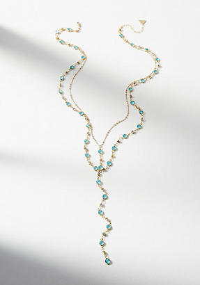 Anthropologie Jolene Layered Necklace $54 thestylecure.com