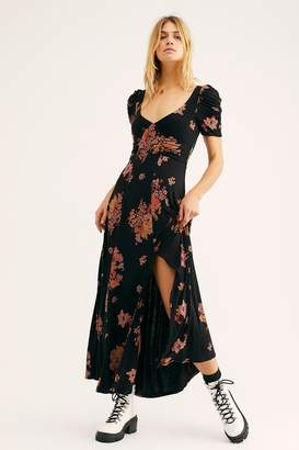 Sweet Moment In Time Knit Maxi Dress