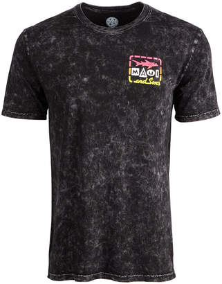 Maui And Sons Element Patch Graphic T-Shirt