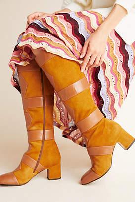 Chie Mihara Guru Knee-High Boots