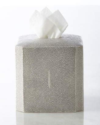 "Kassatex Shagreen"" Tissue Box Cover"""