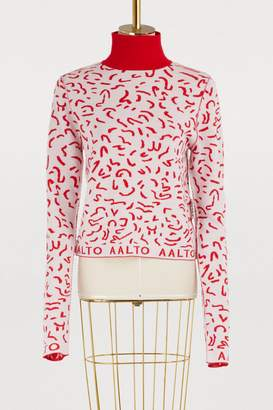 Aalto Memphis turtleneck sweater
