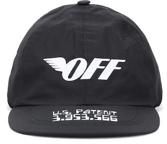 Off-White Printed cap
