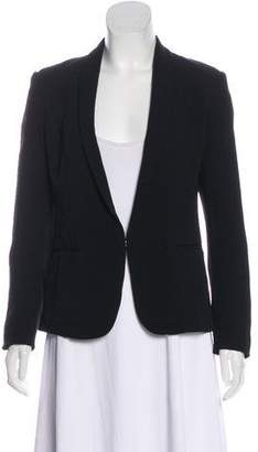 Rag & Bone Shawl Collar Long Sleeve Blazer