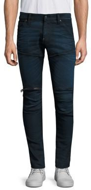 G-Star RAW 5620 3D Super Slim Fit Jeans $190 thestylecure.com