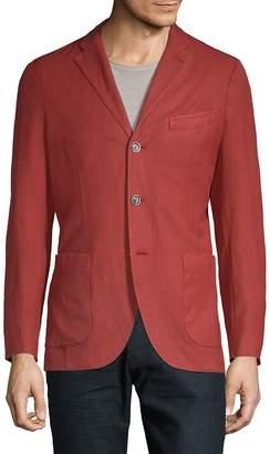 Boglioli Men's Classic Wool Jacket