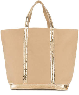 Vanessa Bruno sequin detail tote bag