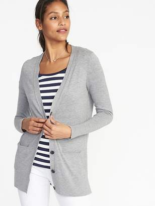 Old Navy Boyfriend V-Neck Cardi for Women