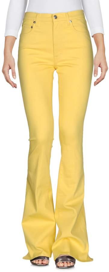 (+) People + PEOPLE Denim pants - Item 42571269