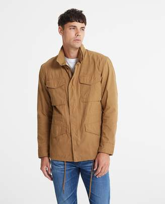 AG Jeans The Hooded Jameson Jacket