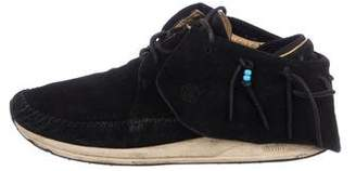 Visvim FBT Moccasin Sneakers