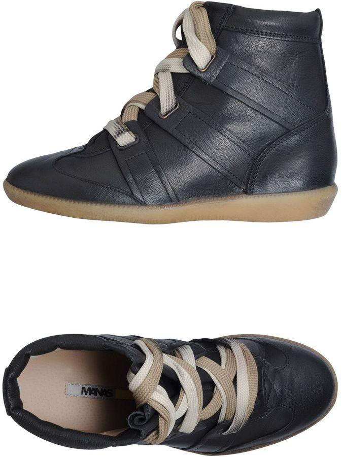 Manas Design High-top sneakers