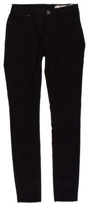 BLK DNM Low-Rise Skinny Pants