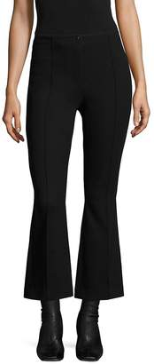 Helmut Lang Women's Cropped Flare Pants