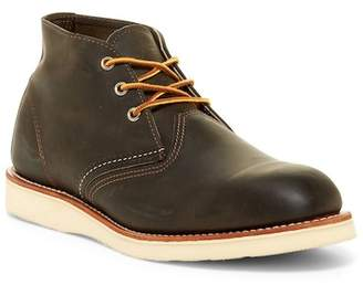 Red Wing Shoes Work Chukka Boot - Factory Second