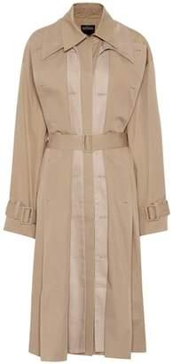 Rokh Layered trench coat