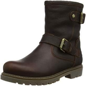 Panama Jack Felina Igloo, Women's Ankle Boots Ankle boots, Brown (Chestnut B20), (37 EU)