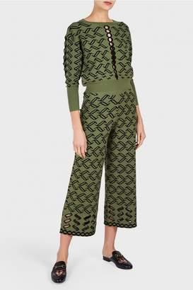 Temperley London Desert Trousers