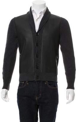 Christian Dior Woven Cardigan