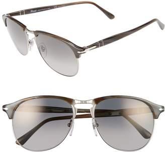 Persol 56mm Keyhole Sunglasses