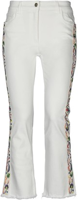 Etro Denim pants - Item 42706460KL