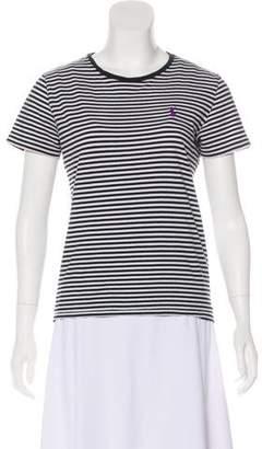 Ralph Lauren Striped Short Sleeve Top