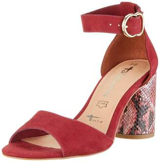 Tamaris Red Sandals For Women ShopStyle UK