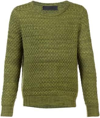 The Elder Statesman cashmere chunky jumper