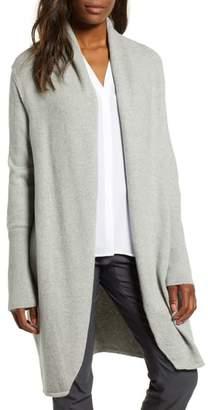Chaus Shawl Collar Cotton Blend Cardigan