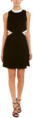 Rachel Zoe Cutout A-Line Dress