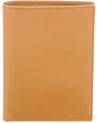 pradaPrada Saffiano Bifold Wallet