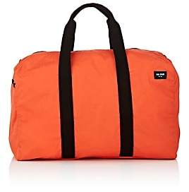 Jack Spade Men's Foldable Duffel Bag - Orange