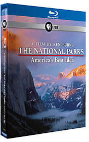 PBS Ken Burns: The National Parks: America's Best Idea - Blu-ray