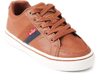 Levi's Toddler/Kids Boys) Tan Turner Low-Top Sneakers