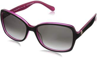 21c9108953d Kate Spade new york Women s Ayleens Rectangular Sunglasses
