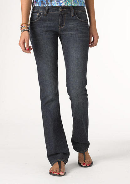 Delia's Reese Low-Rise Boot Cut