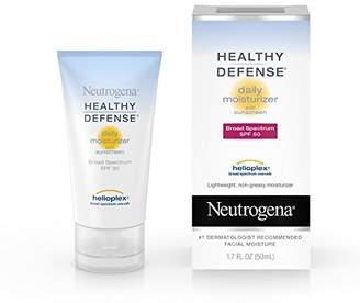 Neutrogena Healthy Defense Daily Moisturizer with Broad Spectrum SPF 50 Sunscreen