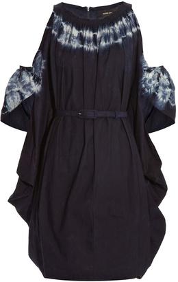 RACHEL COMEY Gallant tie-dye cotton dress $552 thestylecure.com