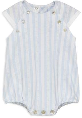 Tartine et Chocolat Boys' Striped Bubble Bodysuit - Baby