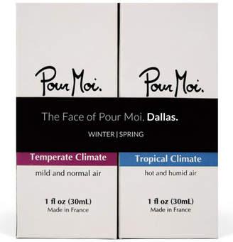 Pour Moi? Pour Moi Beauty The Face of Pour Moi, Dallas, 2 x 1.0 oz./ 30 mL
