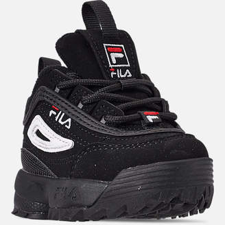 Fila Boys' Toddler Disruptor II Casual Shoes