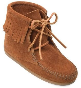 Minnetonka Children's Ankle High Tramper Boots
