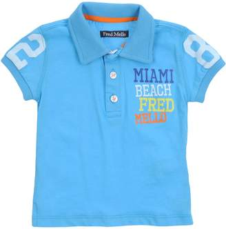 Fred Mello Polo shirts - Item 37987882DF
