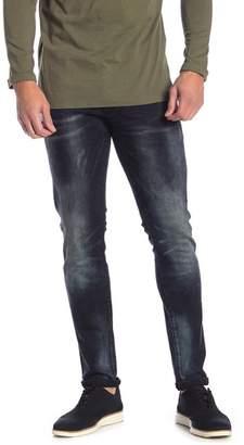 Scotch & Soda Tye Faded Indigo Wash Jeans