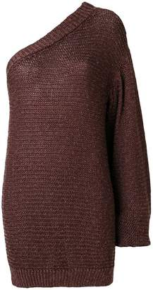 Stella McCartney one shoulder sweater