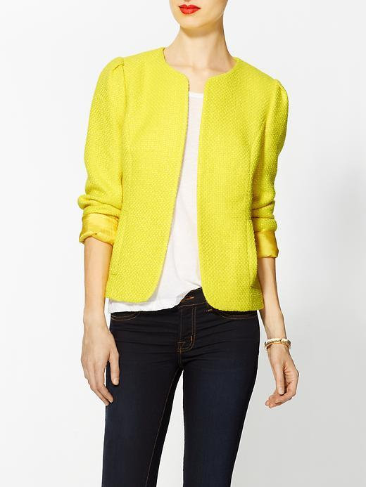 Pim + Larkin Bright Tweed Blazer