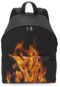 Givenchy Flat Pocket Backpack