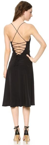 Tibi Strappy Dress