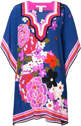 Trina Turk floral print kaftan