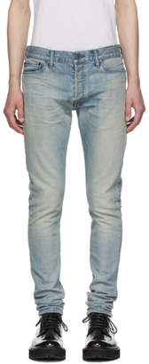 John Elliott Indigo The Coast 2 Jeans
